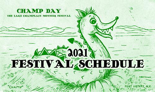 Champ Day Schedule - Clonan