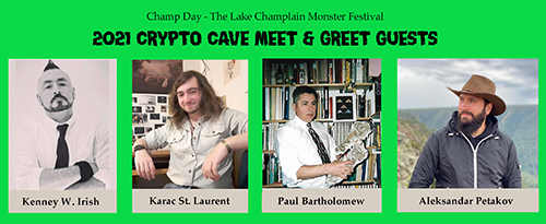 Crypto Cave 2021 Guests