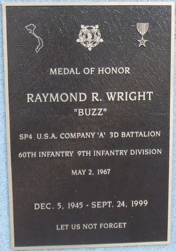 Dedication to Raymond Wright