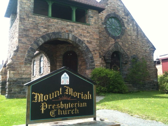 Mt Moriah Presbyterian Church, 2012