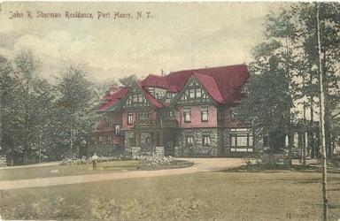 John Sherman residence