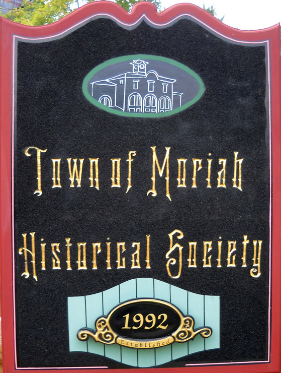 Moriah Historical Society