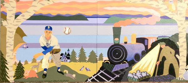 PH mural